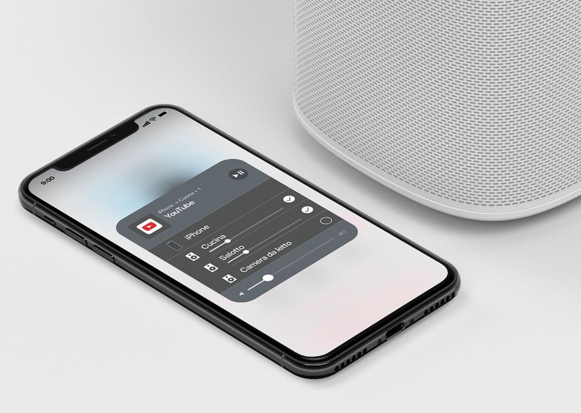 Gli speaker di Sonos ora sono compatibili con Airplay 2
