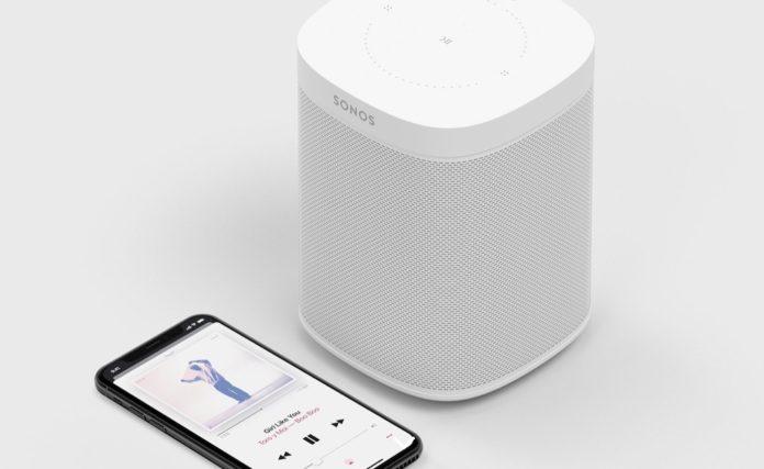 Gli speaker di Sonos ora sono compatibili con Airplay 2