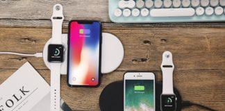 I dispositivi Apple si ricaricheranno tra loro via wireless?