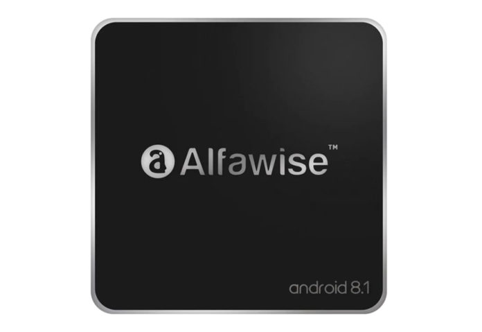 Alfawise A8, il box TV Android 4K con Android 8.1 in offerta a soli 29 euro