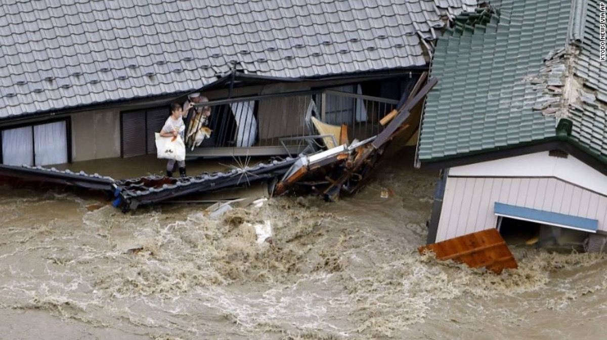 Apple riparerà gratis iPhone, iPad e Mac danneggiati dall'alluvione in Giappone
