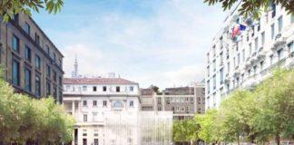 Apple Store Milano PIazza Liberty, i segreti rivelati da Angela Ahrendts