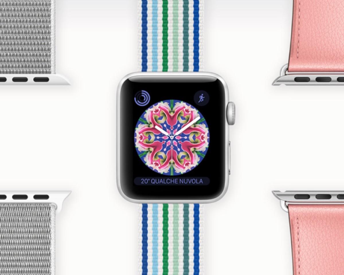 Grazie ad Apple Watch LG supera tutti i costruttori di OLED per smart watch