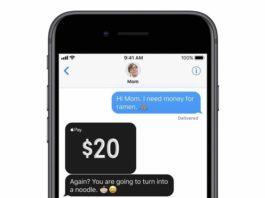 Inviare denaro con Apple Pay via iMessage: ecco gli spot Apple