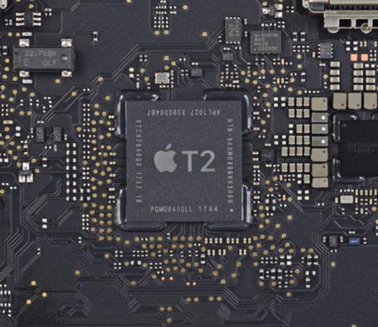 Problemi anche con i MacBook Pro 2018, forse colpa del chip T2