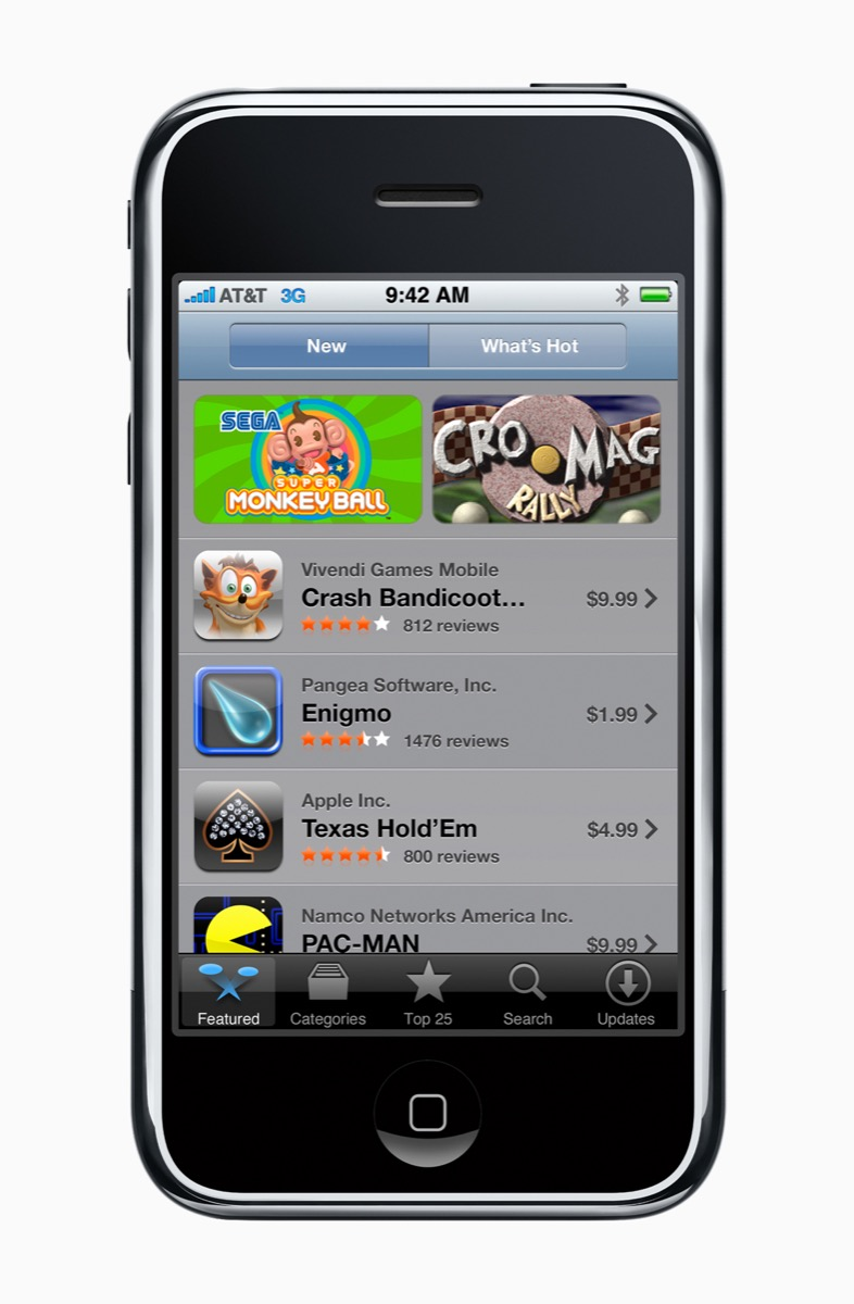 Buon compleanno! L'App Store compie 10 anni