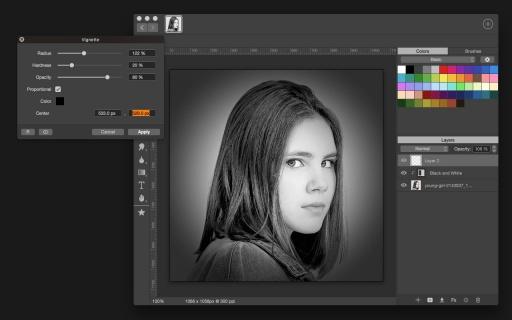 Artstudio Pro, potente e versatile app per disegno, pittura e foto editing per Mac e iOS