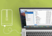 Backup del Mac