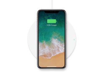 Il caricabatterie wireless ideale per iPhone Belkin BOOST UP in sconto: 49,99€