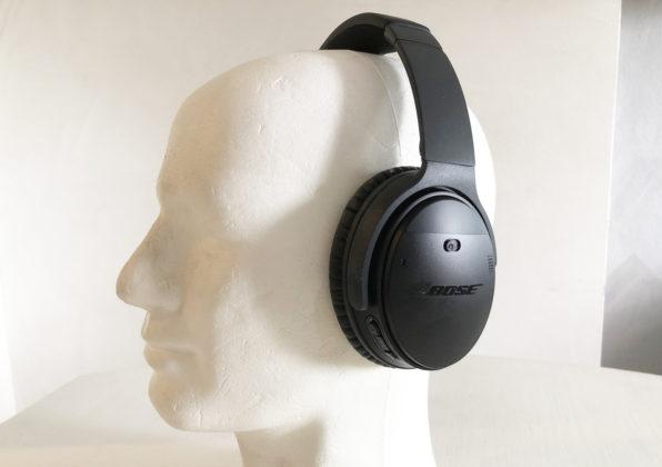 Recensione Bose QC35 II, cuffie a riduzione del rumore ora quasi perfette
