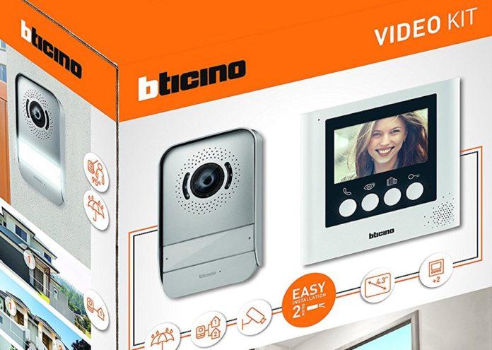 Offerte Prime Day Bticino sui kit videocitofonici per una casa sicura