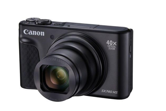 Canon PowerShot SX740 HS, la fotocamera da viaggio con zoom ottico 40x