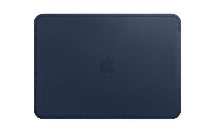 Apple lancia la nuova custodia in pelle per MacBook Pro 13''