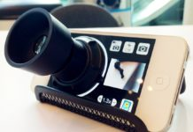 I prossimi iPhone sposeranno lenti esterne per fotografie DSLR