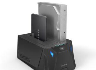 Docking station per accedere ad unità SATA, HDD e SSD da 2.5″/3.5″ in sconto a 25,43 euro