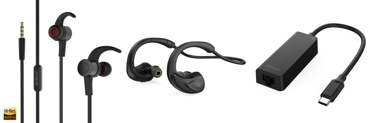 Dodocool, accessori per dispositivi Apple in offerta a partire da 9,99 euro