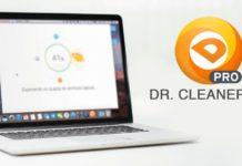 Pulizia, ottimizzazione e gestione del Mac con Dr. Cleaner Pro