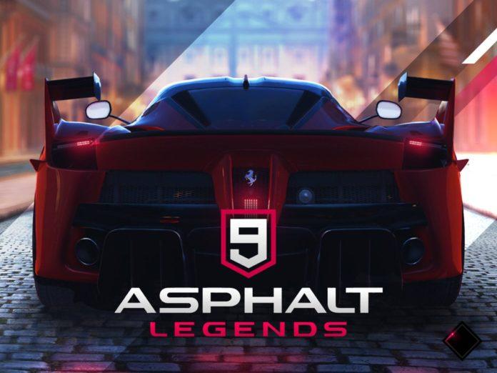 Asphalt 9: Legends, la leggenda dei giochi di corsa è gratis su App Store
