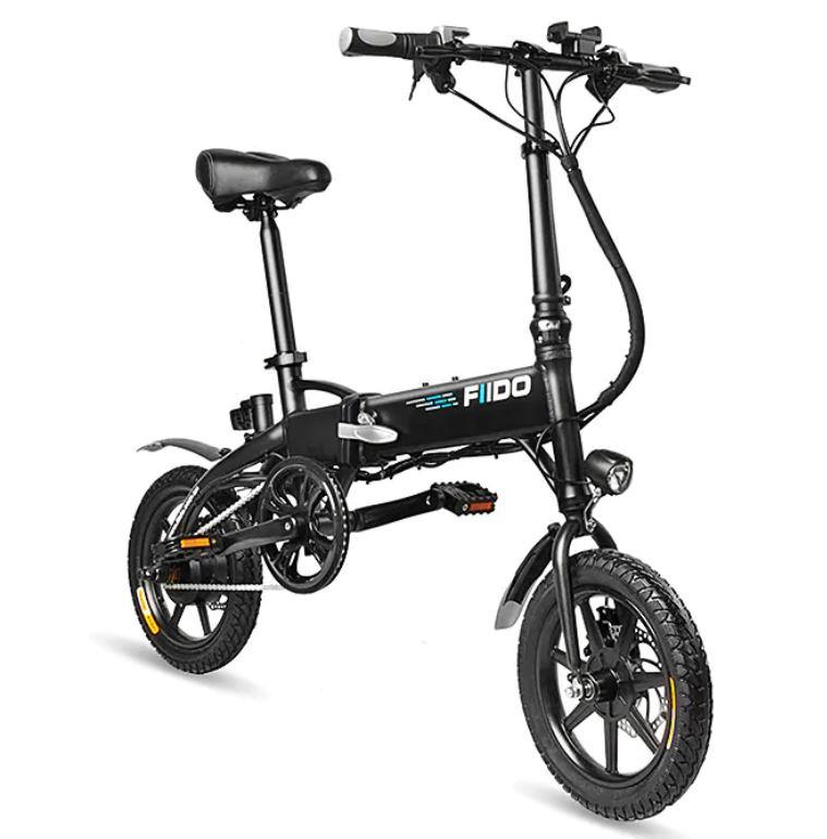 Fiifo D1, in sconto la bici elettrica pieghevole e legale in Italia