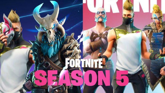 Tutti a giocare, la stagione 5 di Fortnite arriva su iOS