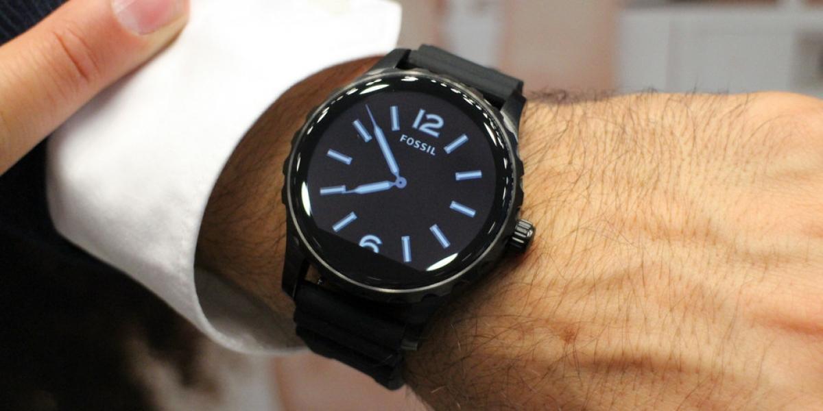 Smartwatch Fossil in sconto fino al 30% per poche ore