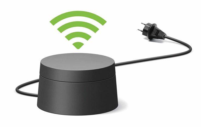 Wi-Fi in giardino
