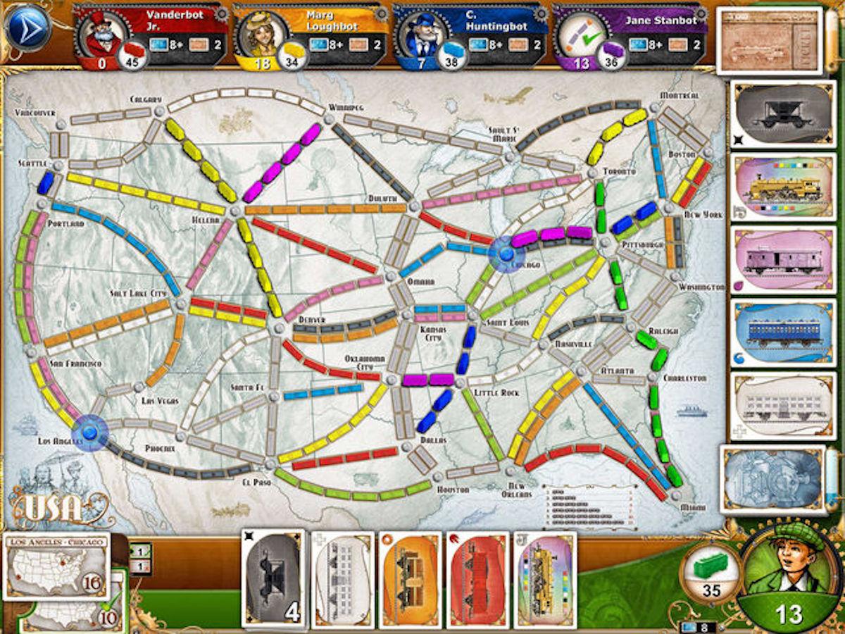 I migliori giochi da tavolo per iPhone e iPad
