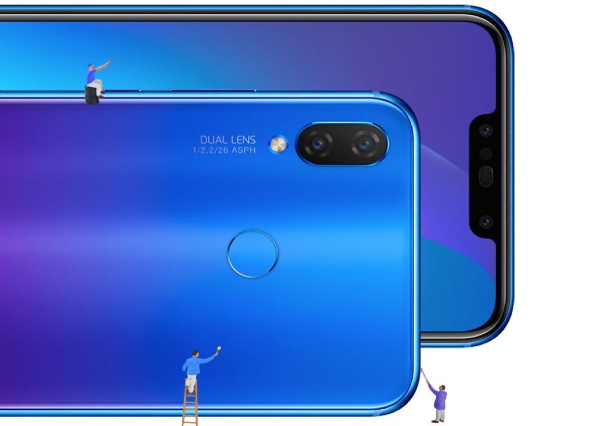 Schemi Elettrici Huawei : Huawei p smart si presenta da amazon e si compra in esclusiva