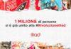 Iliad: un milione di clienti in un mese, l'offerta a 5,99 euro continua