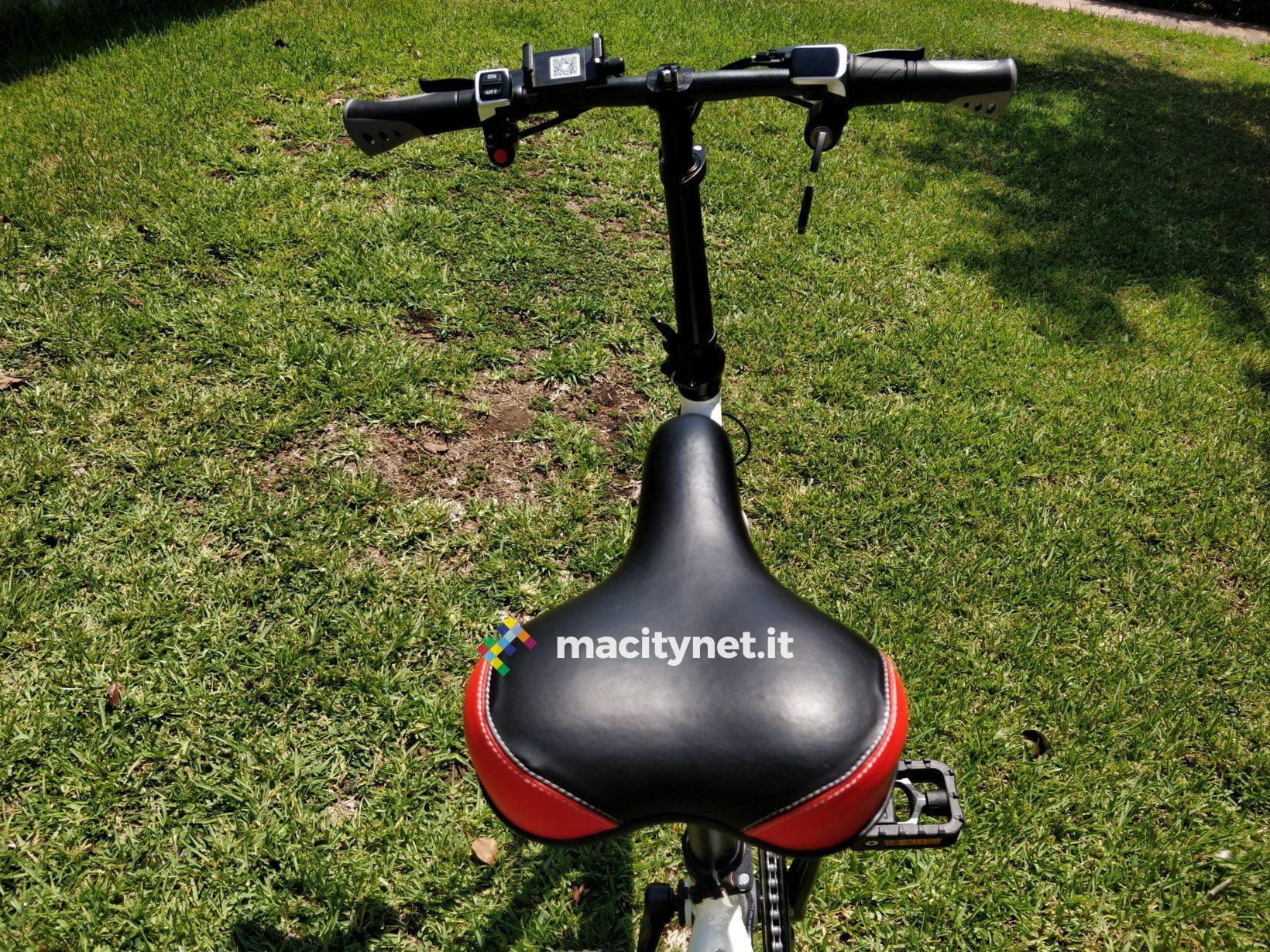 Recensione bici elettrica Fiido D1, mai più senza