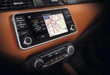 sistema di infotainment NissanConnect per Micra