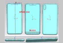 iPhone 9 LCD avrà bordi dimezzati grazie al nuovo chip 0.3t LED di retro iluminazione
