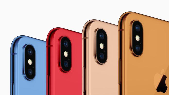 «iPhone LCD in 6 colori, anche giallo fluo e grigio talpa»