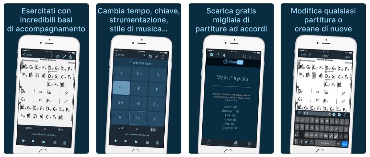 iReal Pro è l'app per iPhone e iPad che tutti i musicisti dovrebbero avere