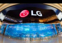 LG firma per la fornitura di OLED e LCD per iPhone 2018