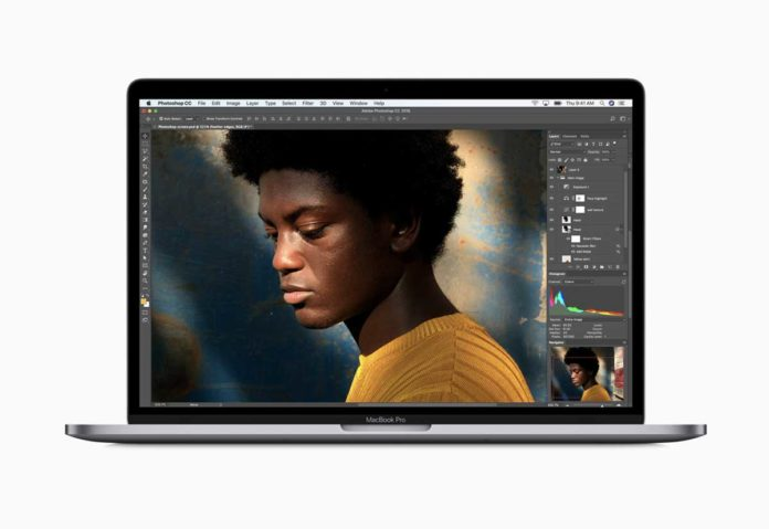 MacBook Pro luglio 2018