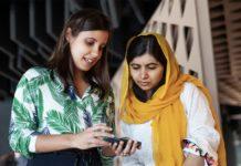 Malala Yousafzai ha visitato la Apple Developer Academy a Rio de Janeiro venerdì, incontrando studenti che stanno imparando a sviluppare app.