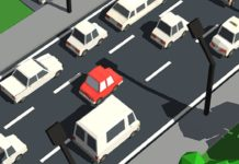 Commute: Heavy Traffic, l'incubo degli automobilisti in questo endless per iOS