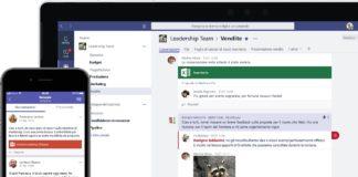 Microsoft Teams, la piattaforma collaborativa aziendale ora è anche in versione gratuita