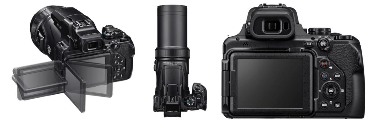 Nikon Coolpix P1000, arriva la super-zoom 250x