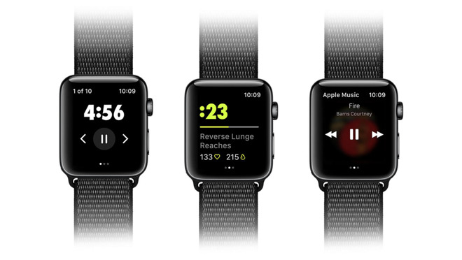 wholesale dealer a8d15 94eec Nike Training Club adesso su Apple Watch, allenamento a portata di polso