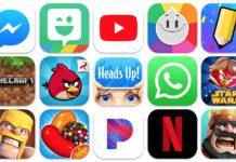 Ecco le applicazioni più popolari di sempre nei 10 anni di storia App Store