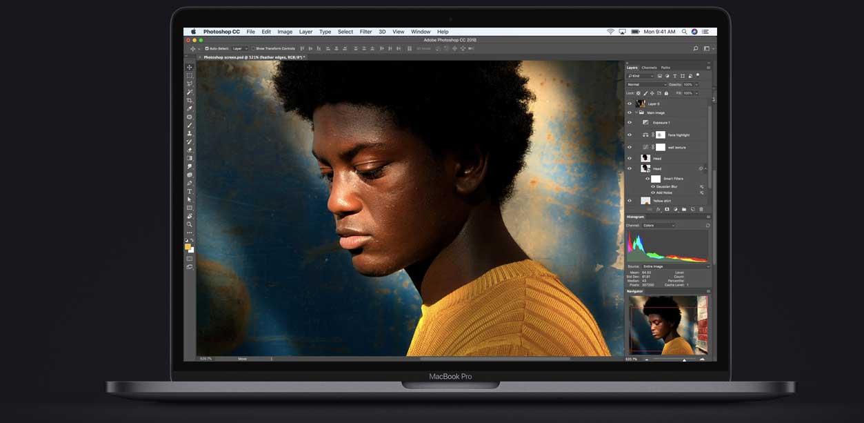 Nuovo MacBook Pro 2018