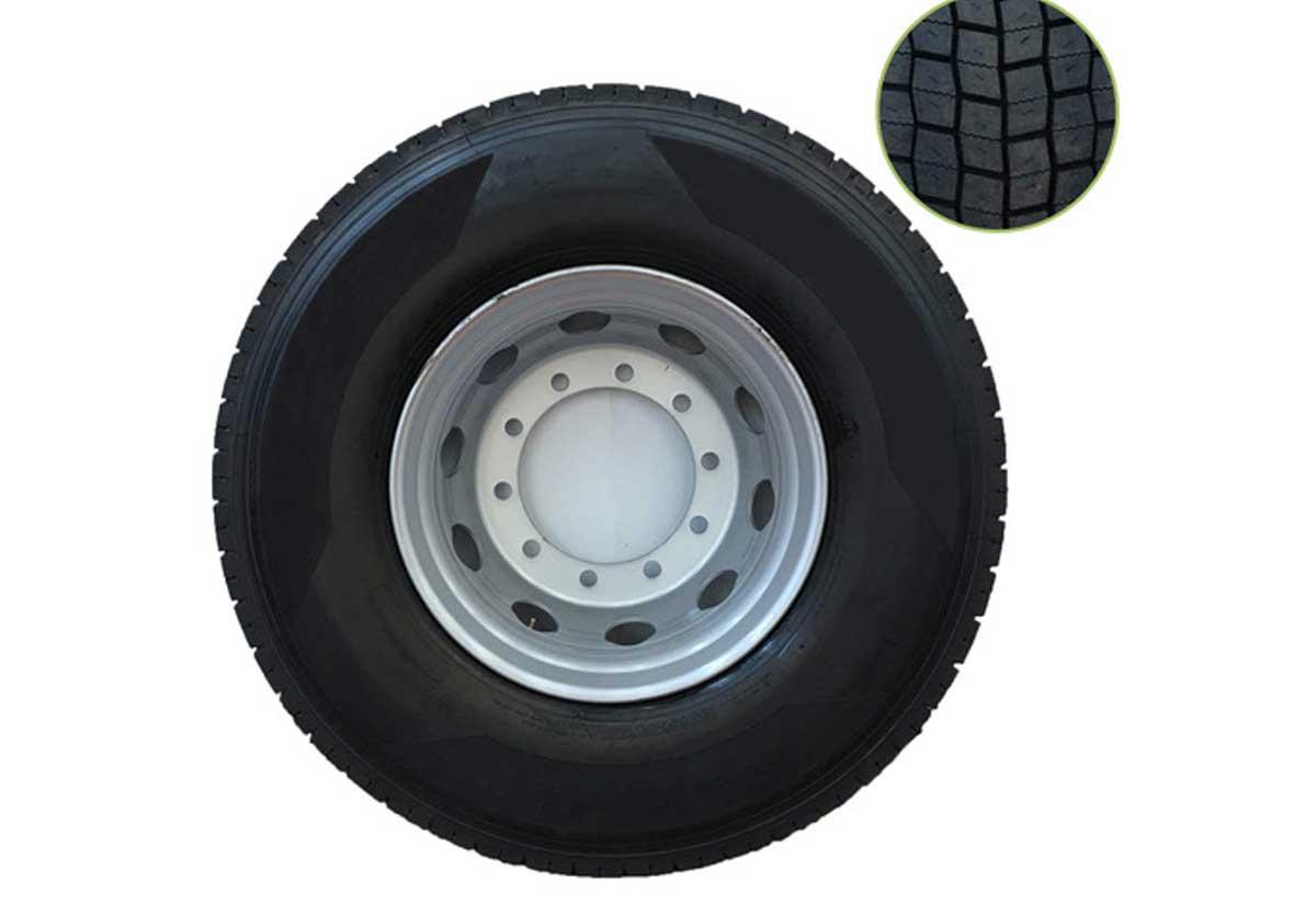 pneumatici contenenti gomma riciclata