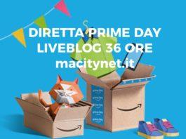 Diretta Live Prime Day su macitynet: 36 ore di aggiornamenti continui sulle offerte