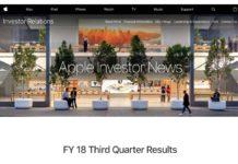 Stasera i risultati Apple terzo trimestre 2018: previsioni e 7 dettagli top