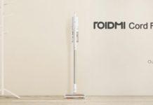 Xiaomi ROIDMI, l'elegante aspirapolvere senza filo in offerta a 324 euro