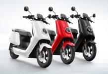 Niu, lo scooter elettrico che si controlla con un'app