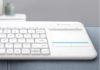 Prime Day: solo 24,99 € per Logitech K400 Plus, la tastiera per Mac e smart TV in poltrona