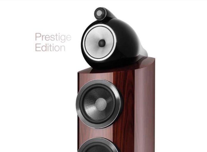 Bowers e Wilkins, il diffusore audio Serie 800 Diamond ora in edizione limitata